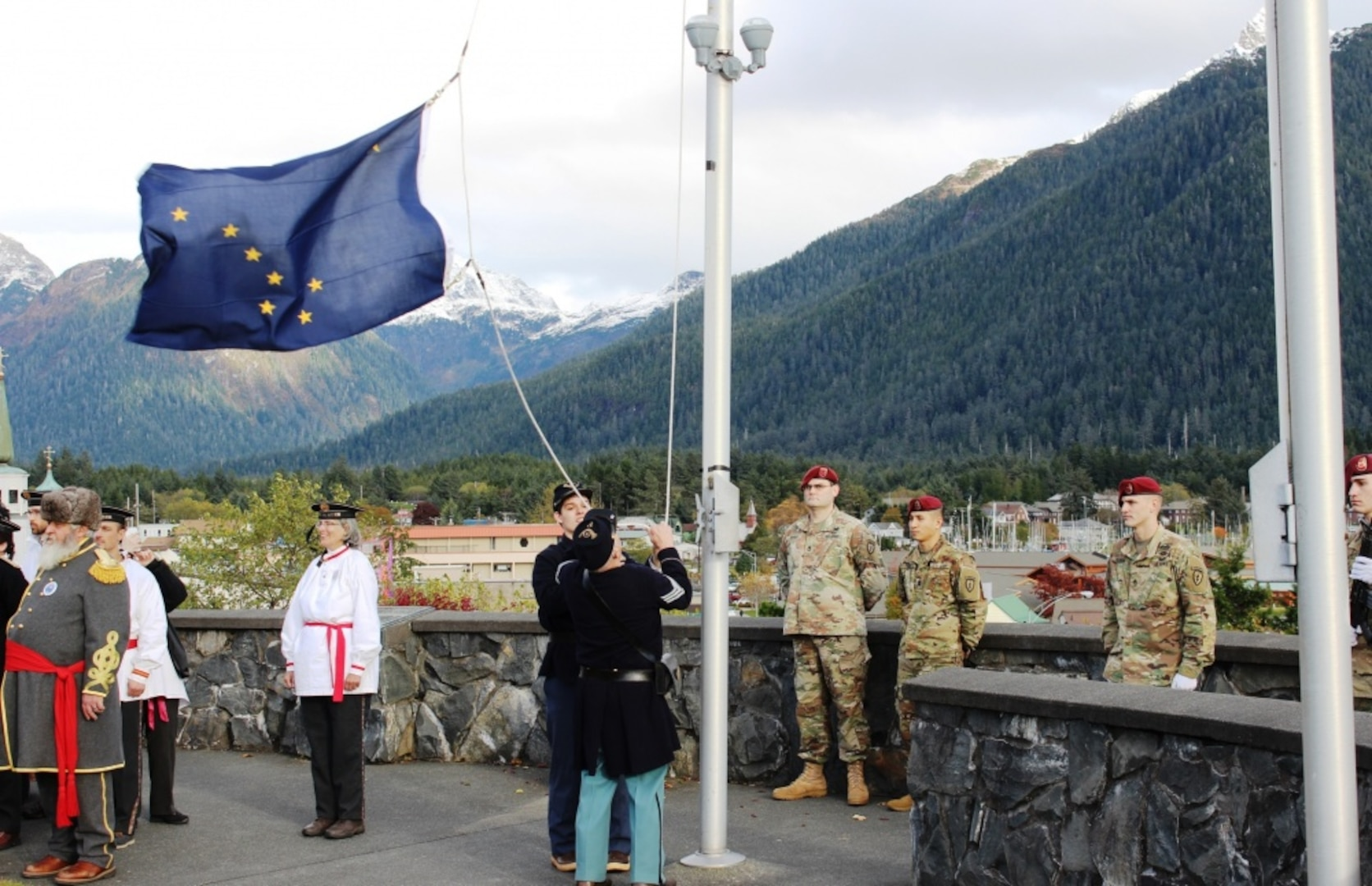 150 years of the Army in Alaska