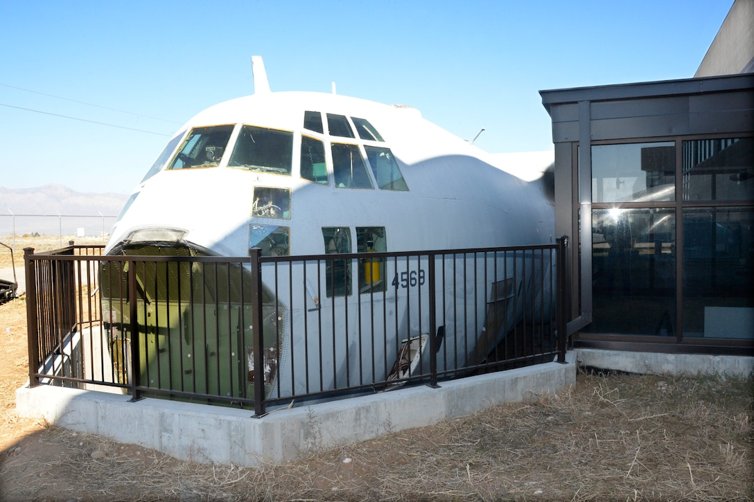 Hill Aerospace Museum progressing on major projects