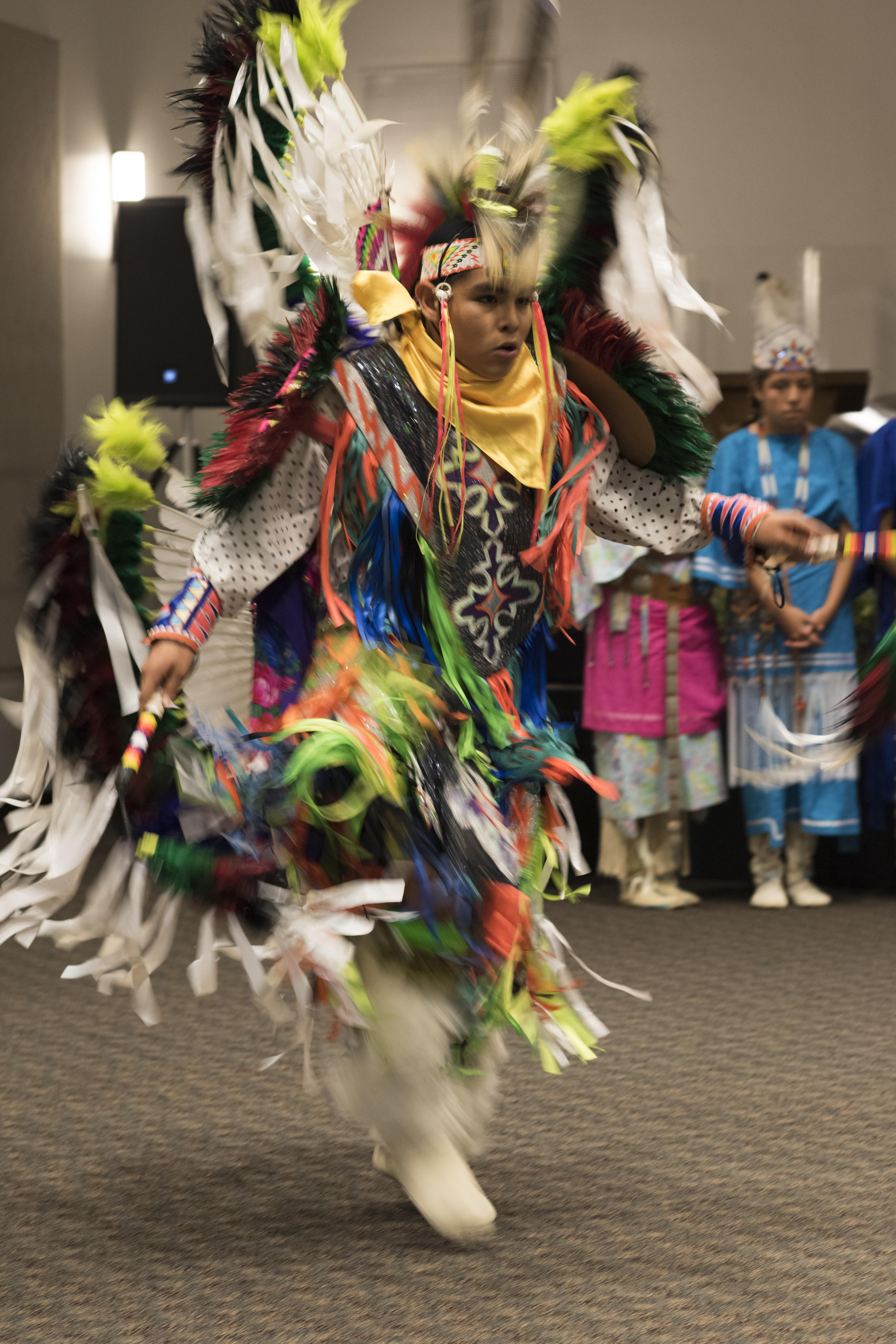 Honoring National American Indian Heritage Month