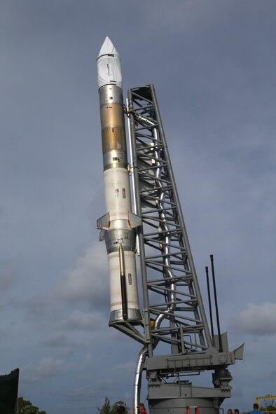 Janus target launch