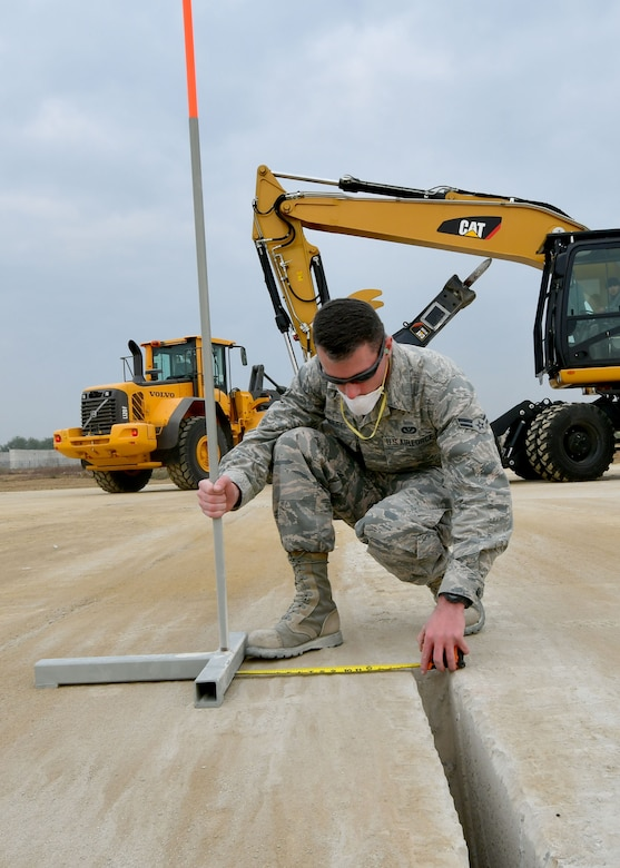 51st CES receives RADR training