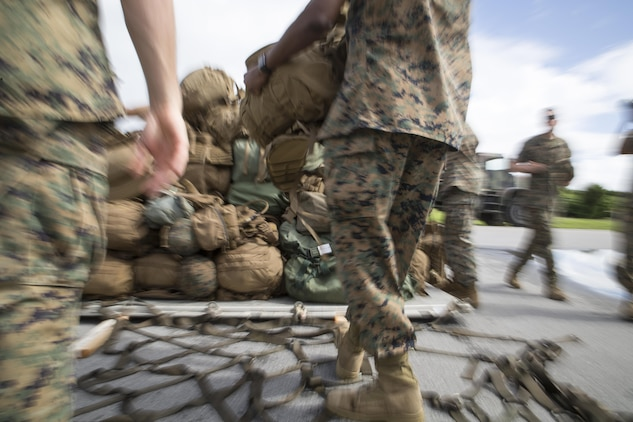 Marines gearing up for ACM.