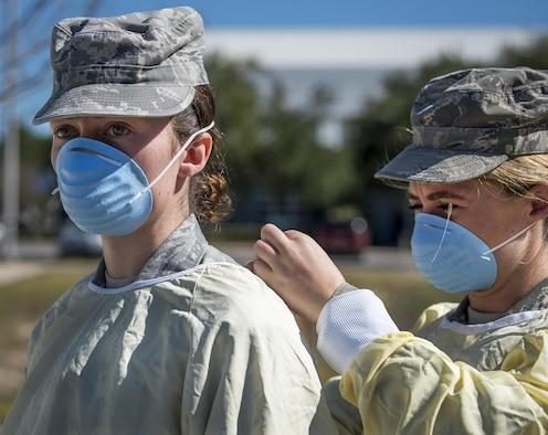 Medical response exercise 2017