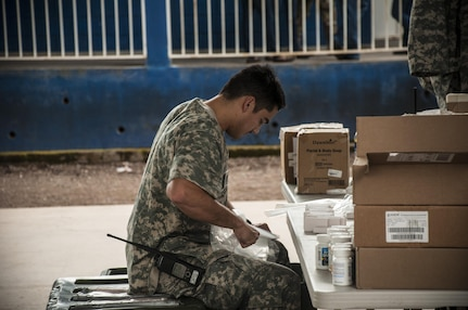 JTF-Bravo provides medical care in southern Honduras