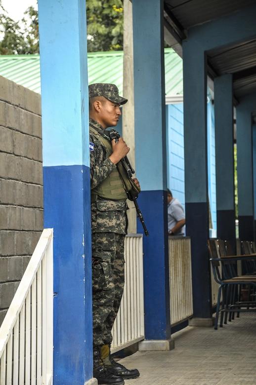JTF-Bravo provides medical care in southern Honduras