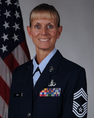 Chief Master Sgt. Kimberly L. Lord