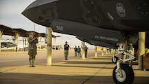 Hill F-35s deploy overseas for second time