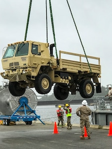 port operations, deployable, combat-ready, lethal, capable