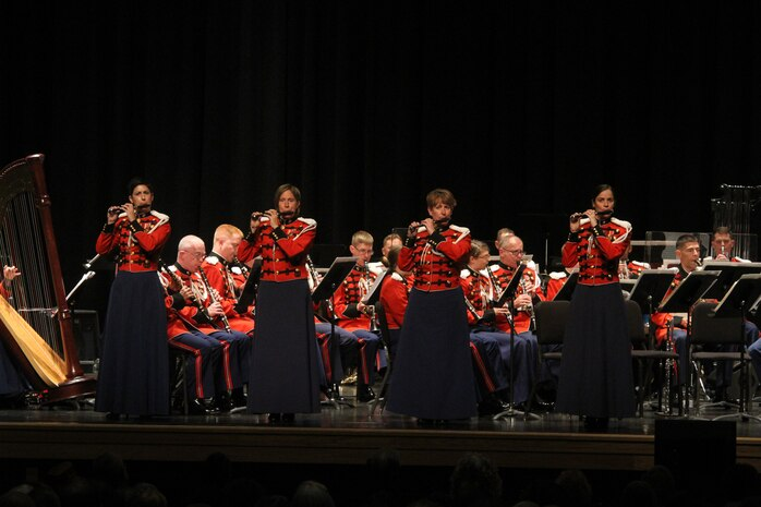 Marine Band on Tour, Lancaster, Pa. Oct. 1, 2017