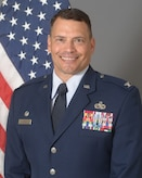 "Colonel Gregory E. Hutson is the commander of the 56th Maintenance Group, 56th Fighter Wing, Luke AFB, Arizona. The group is responsible for providing all on- & off-equipment maintenance to support the Wing's fleet of F-16 and F-35 aircraft.  In pursuit of the Wing's mission ""Building the Future of Airpower,"" over 2,500 active duty members, reservists belonging to the 944th Maintenance Group, civilians, and partner nation personnel forge a team that are dedicated to providing safe & reliable aircraft."