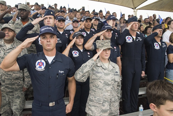 2017 JBSA Air Show and Open House