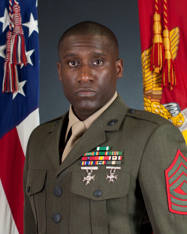 First Sergeant Jorge E. Cedeno-Tulloch > Marine Corps