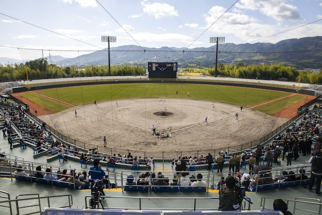 Kizuna stadium brings American, Japanese locals together