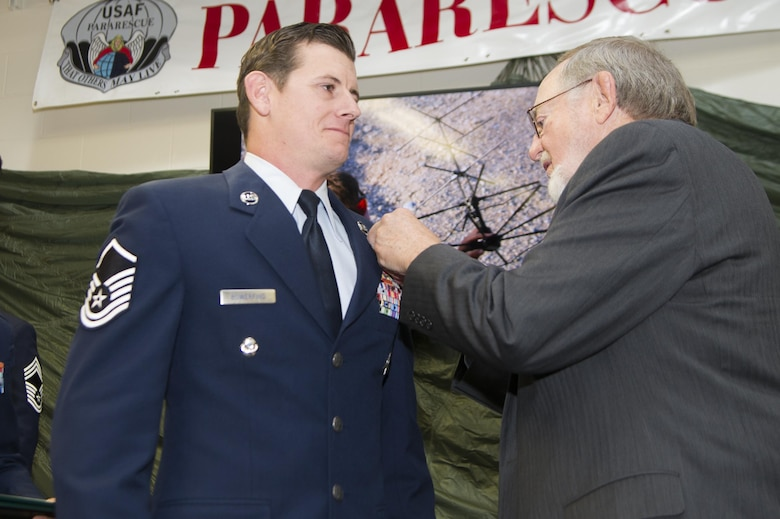 JBER Airman earns Bronze Star Medal