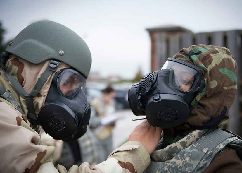 315th Airlift Wing conducts ATSO/CBRNE exercise - 315th Security Forces