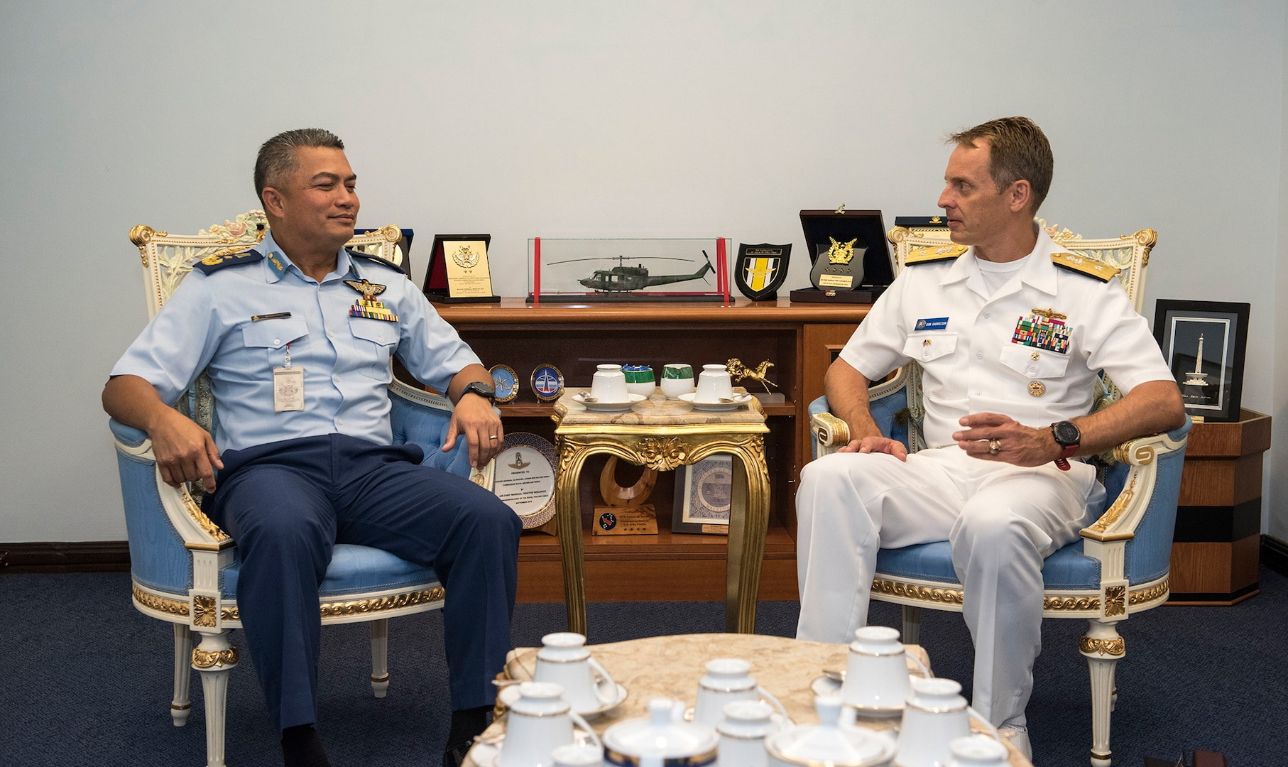 Brunei, U.S. Deepen Security Partnerships Through CARAT