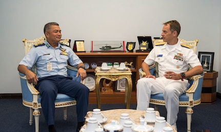 Brunei, U.S. Deepen Security Partnerships Through CARAT