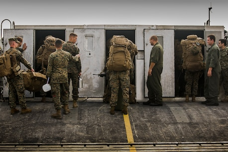 The 26th Marine Expeditionary Unit is scheduled to conduct Composite Training Unit Exercise, its final pre-deployment training exercise in preparation for an upcoming deployment at sea.