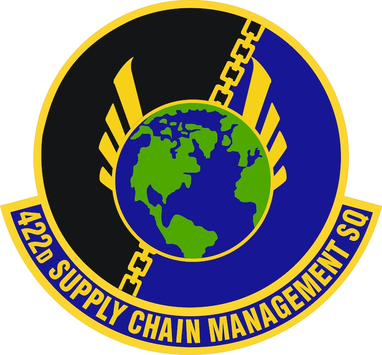 422 Supply Chain Management Squadron