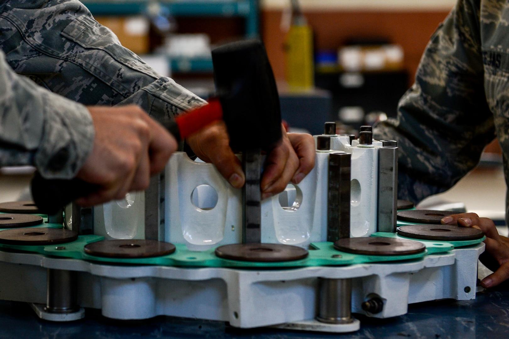 Repair facility saves nuclear command $13 million