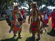 Native American Heritage Month activities begin with Pow wow
