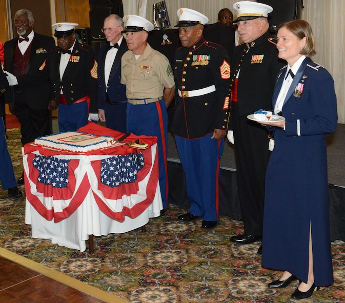 Colonel Angela Suplisson, the vice commander for the Air Force Test