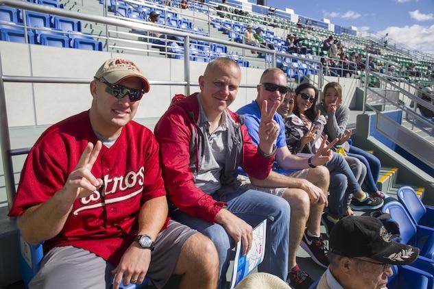 """Bond"" Stadium brings American, Japanese locals together"