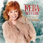 Reba McEntyre Red White and Air Force Blue Christmas