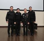 DLA Distribution headquarters hosts Korean Navy