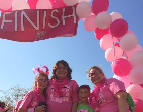 Breast cancer survivor shares journey, gives hope, encouragement