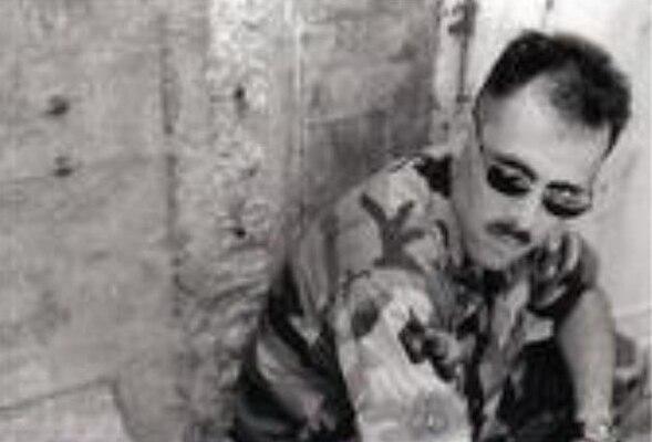 Portrait Sgt. Lopez