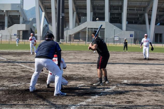 Hitting home runs in comradery