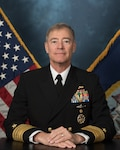 Vice Admiral Frederick Roegge