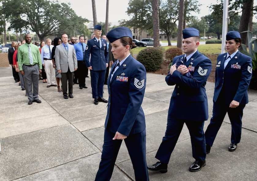 Symposium delivers one-of-a-kind leadership experience to Keesler civilians