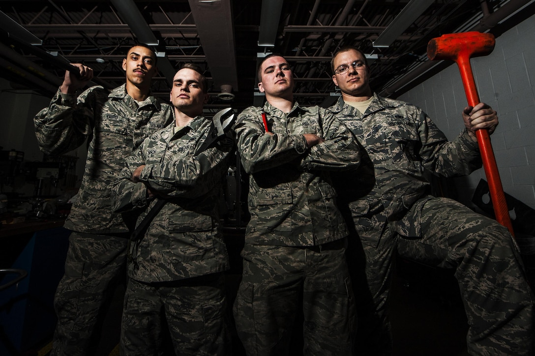 These Airmen are responsible for performing maintenance on equipment used within the missile complex.