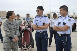 AFSOUTH hosts Latin American Cadet Initiative