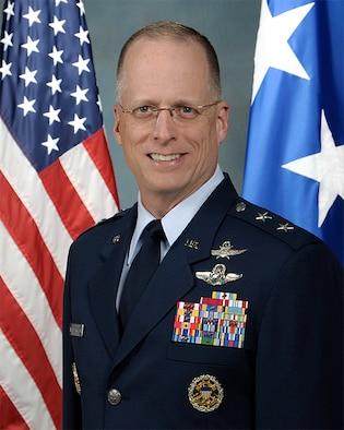 Maj Gen Mark Weatherington