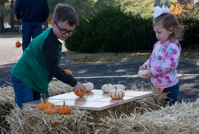 Team Scott, community enjoy Centennial Fall Festival