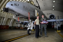 Old Glory: Linking the past and present