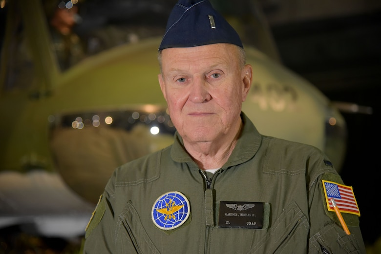 "The National Museum of the U.S. Air Force commemorated Veterans Day with a ""Plane Talks"" program where visitors had a chance to interact with veterans and subject matter experts. Colonel (Ret.) Tom Gardner spoke with visitors about his experience during the Southeast Asia War."