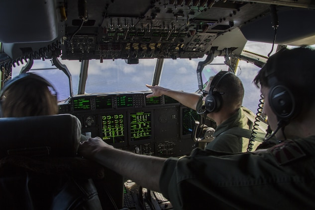 VMGR-152's PME, a flight you wouldn't want to miss