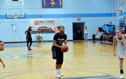 All-Air Force basketball teams