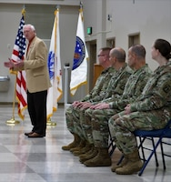 Army Reserve Soldiers return home after combating cyber threats in Southwest Asia