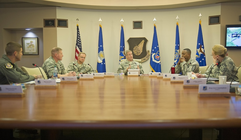 PACAF senior leaders discuss readiness during fall conference