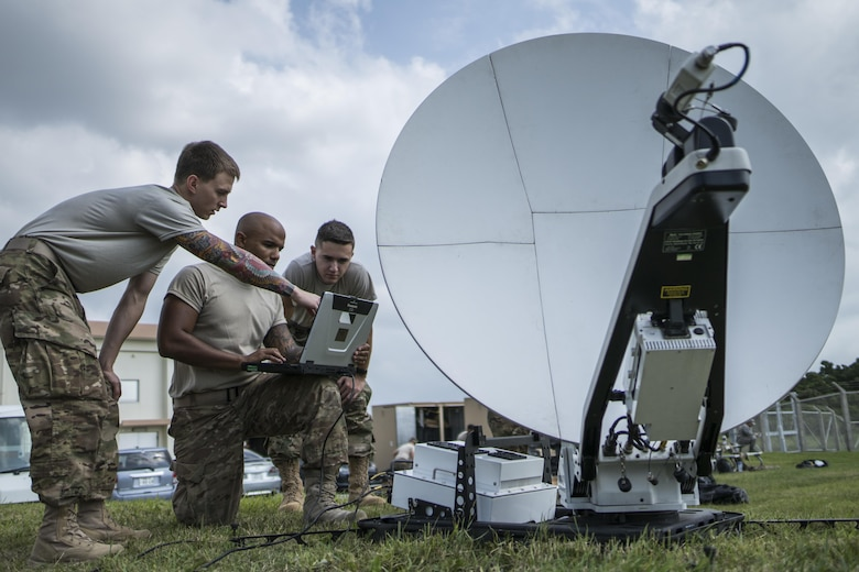 Air Rapid Response Kit in the Pacific