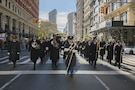 78th Army Band Performs during NYC Vets Day Parade