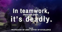 Quote of the Day: In teamwork, silence isn't golden, it's deadly.