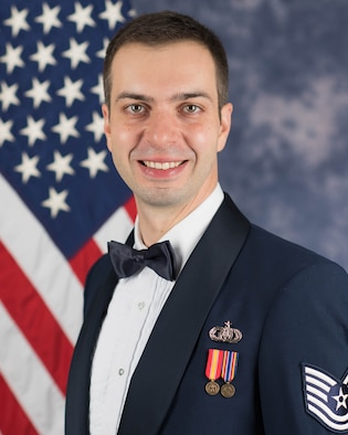 Technical Sgt. Christopher Ziemba