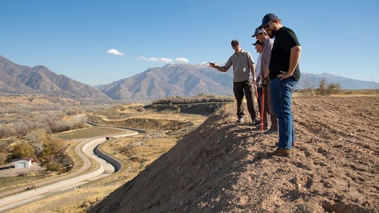 Land enhancement project aids wildlife, benefits base