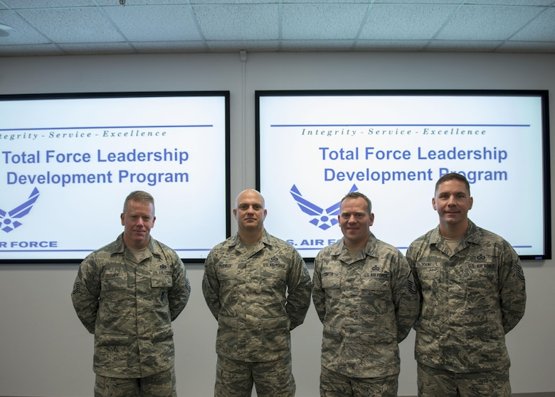 Dyess hosts first ever Total Force Leadership Development Program